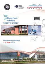 5th Athens Forum on Robotic Surgery in Urology