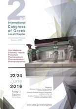 2nd International Congress of Greek Local Chapter of CRS (Controlled Release Society)