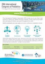28th International Congress of Pediatrics