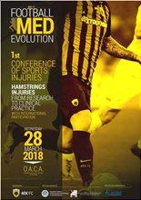 1st Scientific Symposium of Sports Injuries