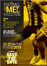 2nd Conference of Sports Injuries