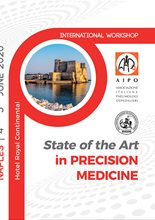 """International Workshop """"State of the Art in Precision Medicine"""" AIPO-WASOG - The workshop has been postponed. New dates will be announced soon."""